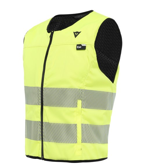 Dainese Smart Jacket Hi-Vis D-Air