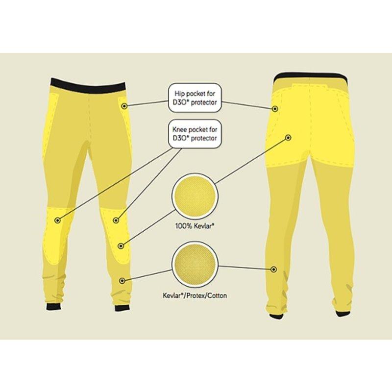 Bowtex Standard Kevlar Legging Long John