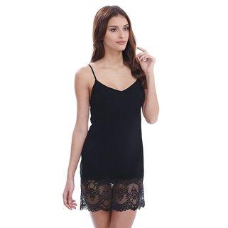 Wacoal Nachthemdje Chrystalle WE119009 Black