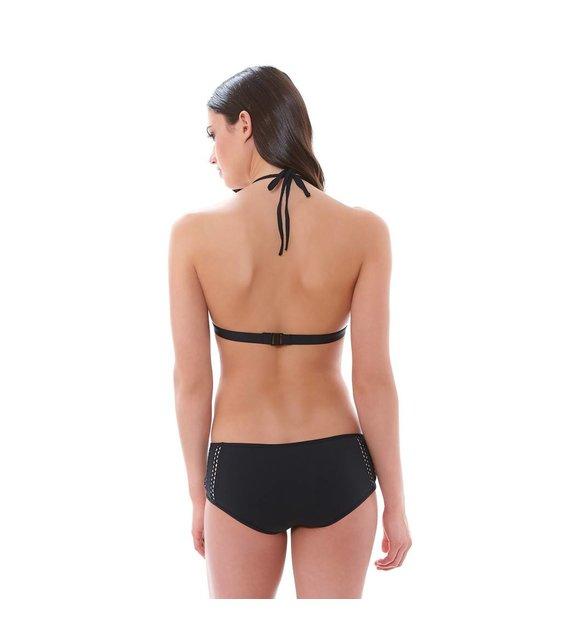 Huit Triangel Bikini Top My All 57 Noir