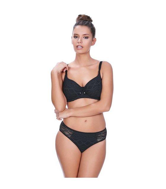 Freya Hipster Bikini Slip Sundance AS3976 Black