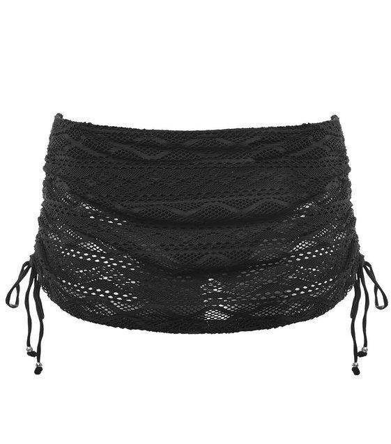 Freya Skirt Bikini Slip Sundance AS3977 Black