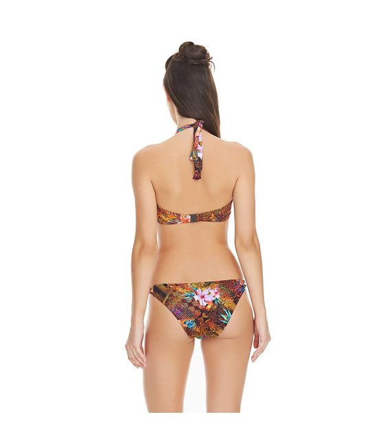 Freya Halter Bikini Top AS3722 Safari