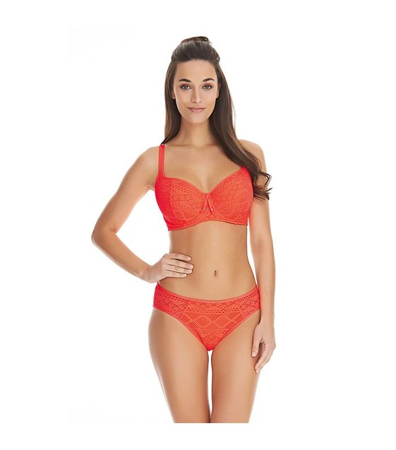 Freya Hipster Bikini Slip Sundance AS3976 Orange