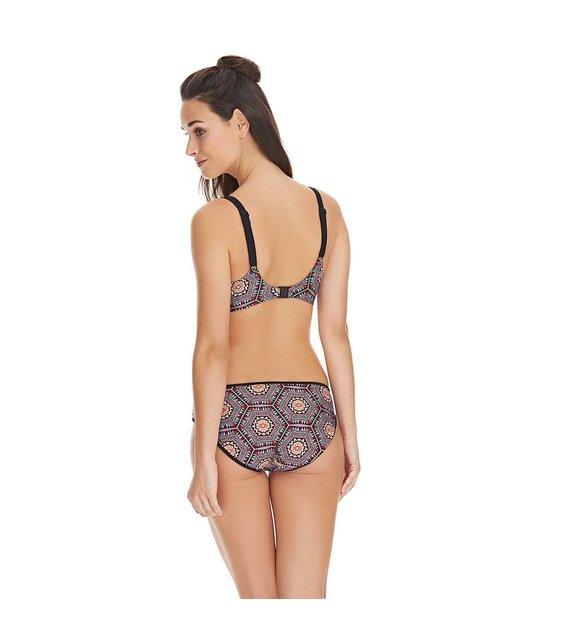 Freya Sweetheart Bikini Top Zeta AS4484 Multi Print
