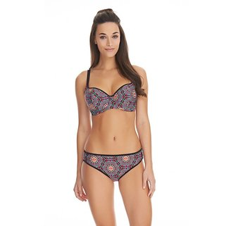 Freya Bikini Slip Zeta AS4487 Multi Print
