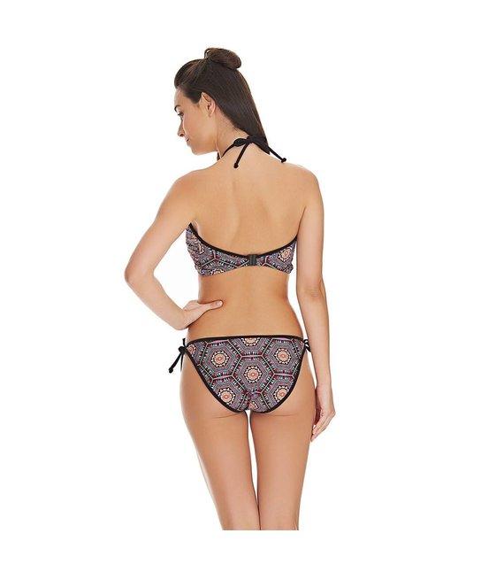 Freya Bikini Slip Zeta AS4488 Multi Print