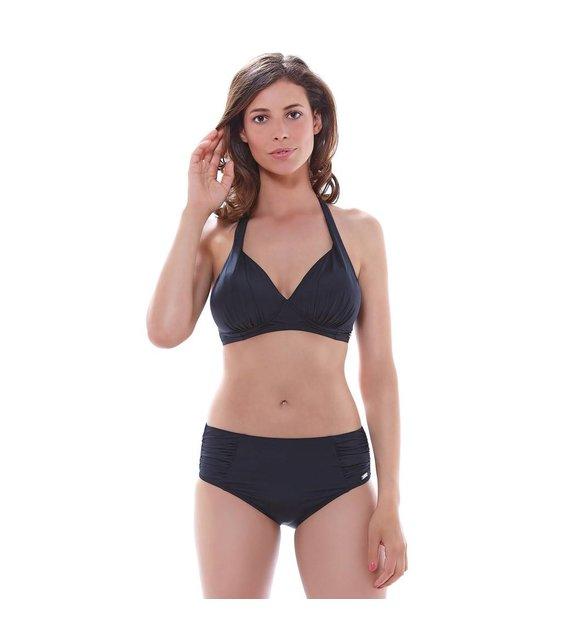 Fantasie Halter Bikini Top Los Cabos FS6153 Black