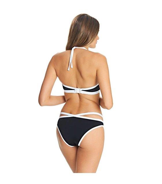Freya Triangel Bikini Top Back to Black AS3704 Black