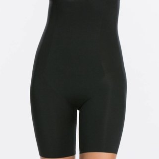 Spanx Shaper Short Hoge Taille 10006R Black
