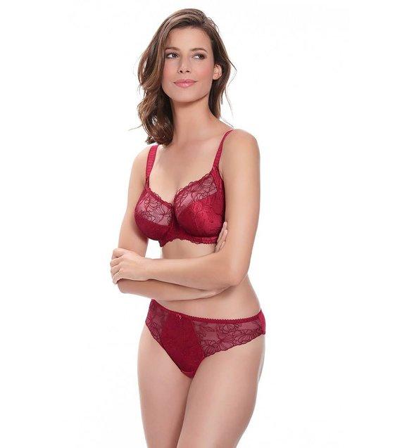 Fantasie Lingerie String Slip Estelle FL9357 Red