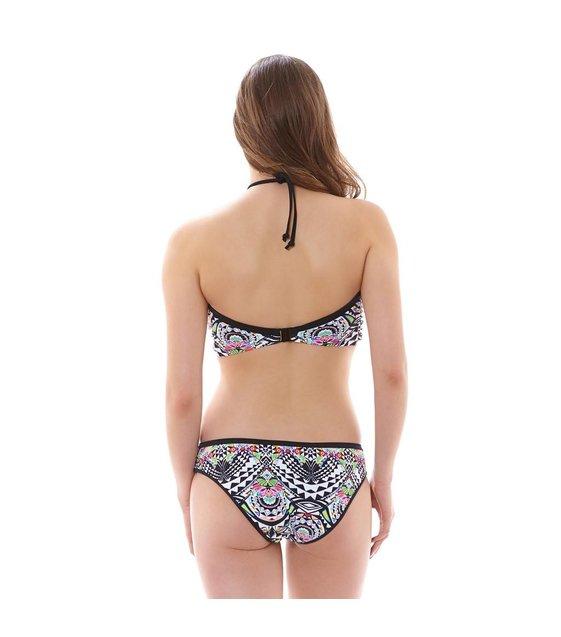 Freya Bandeau Bikini Top Zodiac AS3921 Print