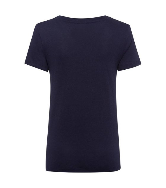 Hanro Shirt Sleep & Lounge 077876 Crown Blue