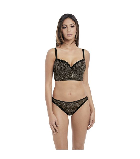 Freya String Slip Summer Haze AA3997 Black