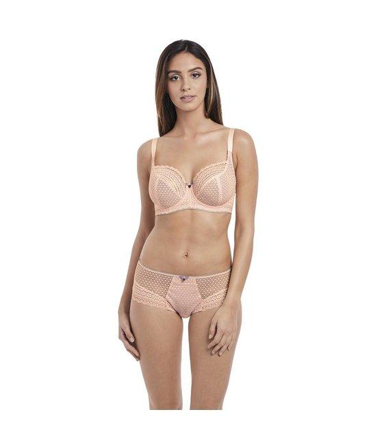 Freya Short Daisy Lace AA5136 Blush