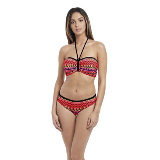 Freya Bandeau Bikini Top Way Out West AS4621 Sunrise