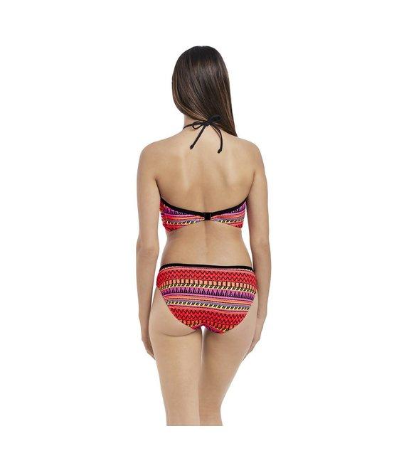Freya Bandeau Bikini Top Way Out West AS4621 Sunrise