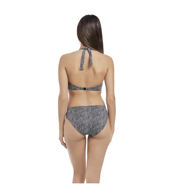Freya Bikini Slip Run Wild AS4618 Black