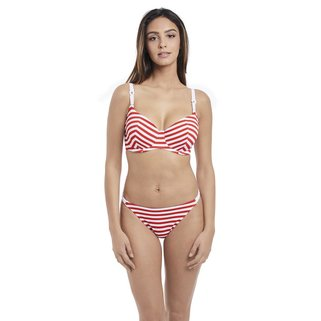 Freya Bikini Slip Drift Away AS4052 Red