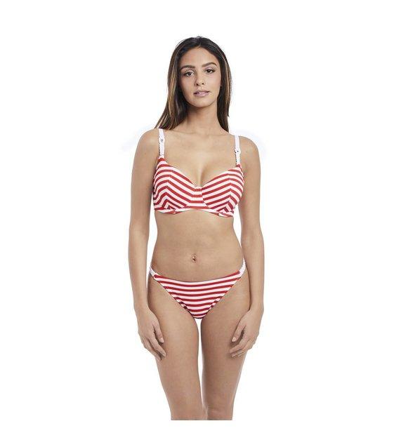 Freya Bikini Slip Drift Away AS4052 Red
