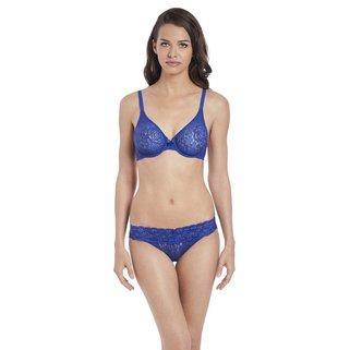Wacoal Rio Slip Halo WA878205 Dazzling Blue