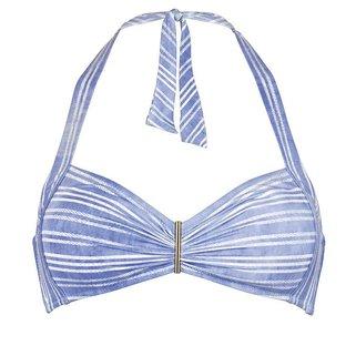 Watercult Bikini Top Modern Mariner 7481-021 Horizon Blue
