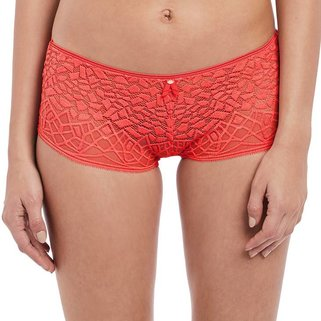 Freya Lingerie Short Soiree Lace AA5016 Coral
