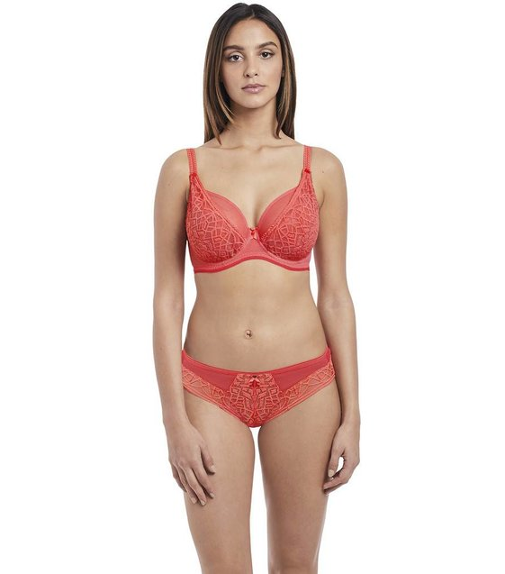 Freya Lingerie Beugel BH Soiree Lace AA5011 Coral