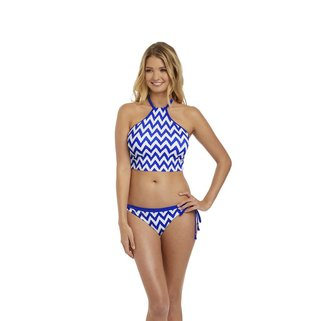 Freya Bikini Slip Making Waves AS2951 Cobalt