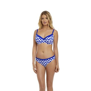 Freya Bikini Slip Making Waves AS2950 Cobalt