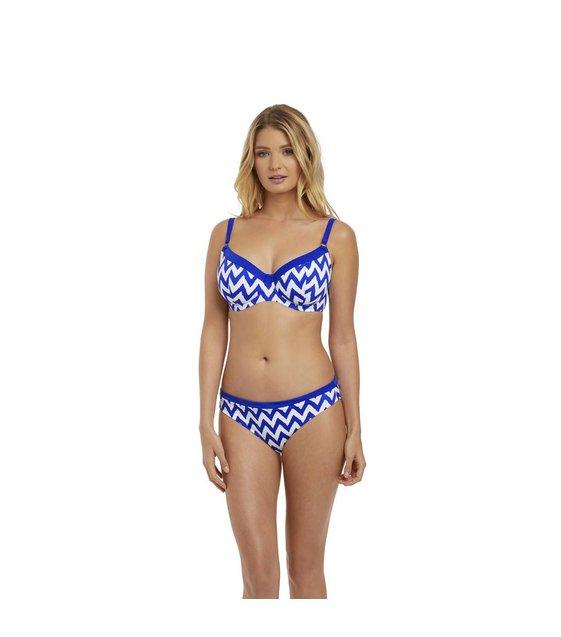 Freya Bikini Slip Making Waves AS2950 Cobalt