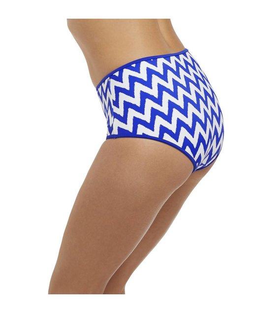 Freya Bikini Slip Making Waves AS2952 Cobalt