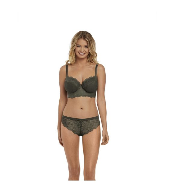 Freya Longline BH Fancies AA1014 Olive