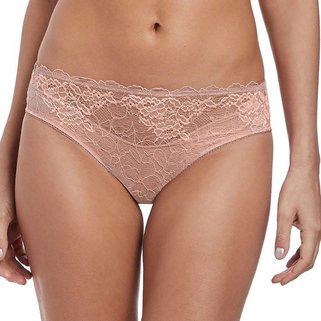 Wacoal Rio Slip Lace Perfection WE135005 Rose Mist