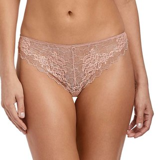Wacoal String Slip Lace Perfection WE135007 Rose Mist
