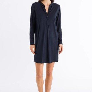 Hanro Night Dress Sleep & Lounge 077618 Antraciet