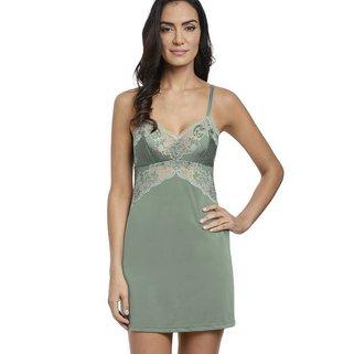 Wacoal Nachthemd Lace Affair WA812256 Green Slate