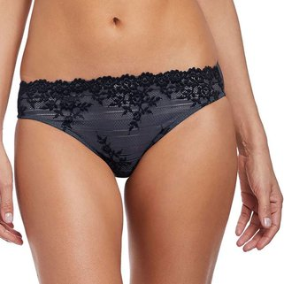 Wacoal Rio Slip Embrace Lace WA064391 Folkstone Gray