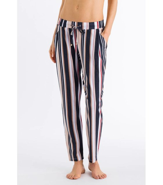 Hanro Broek Sleep & Lounge 077882 Irregular Stripe
