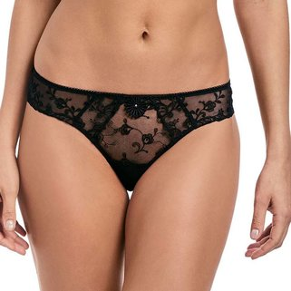 Wacoal String Slip Opulence WE133007 Black