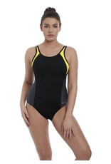Freya Badmode Freya Sport Badpak Freestyle Black Zest AW3969