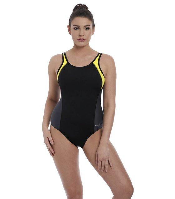 Freya Sport Badpak Freestyle Black Zest AW3969