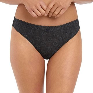 Freya Rio Slip Love Note Brief AA5215 Slate