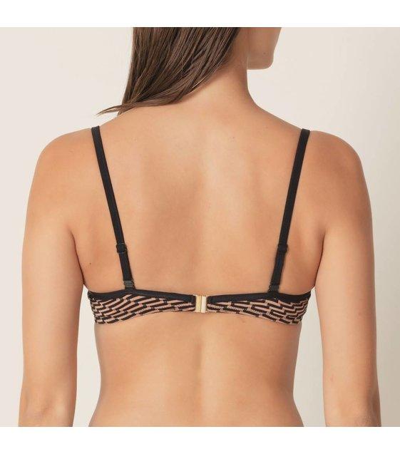 Marie Jo Swim Bikini Top Monica 1001210 Copper