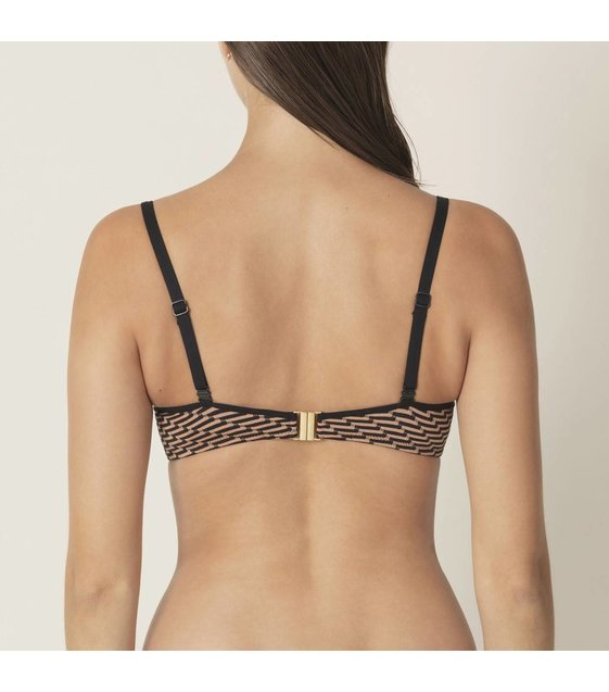 Marie Jo Swim Bikini Top Monica 1001218 Copper