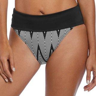 Fantasie Bikini Slip Geneva FS6596 Black & White