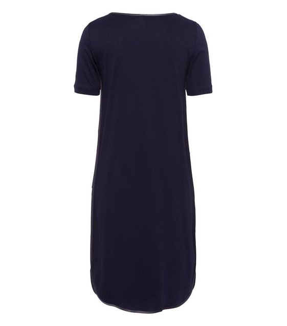 Hanro Nightdress Nela 076532 Midnight