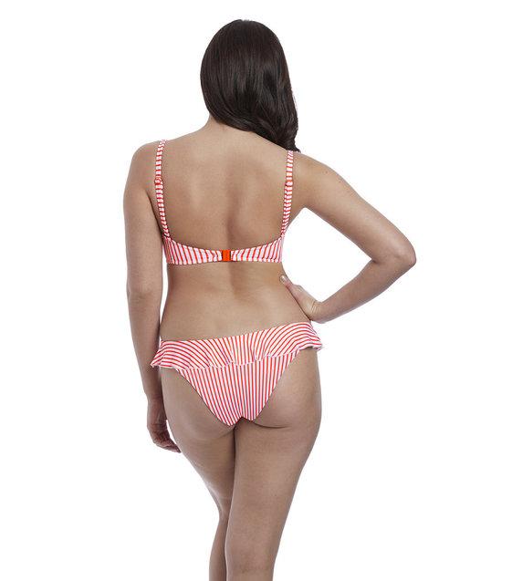 Freya Bikini Slip Totally Stripe AS6554 Flame