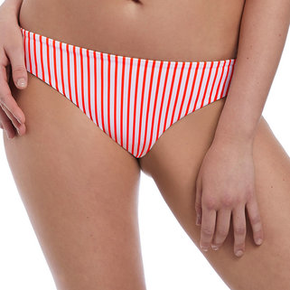 Freya Bikini Slip Totally Stripe AS6553 Flame