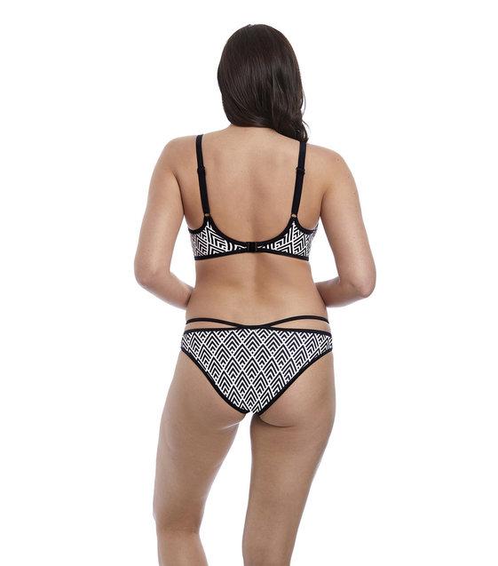Freya Sweetheart Bikini Top Gatsby AS5861 Monochrome